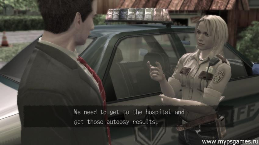 Обзор игры  <strong>Deadly Premonition</strong>