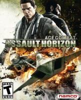 Игра Ace Combat Assault Horizon на PlayStation