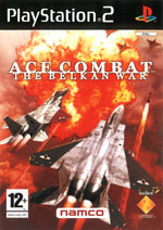 Игра Ace Combat: The Belkan War на PlayStation