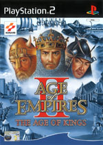 Игра Age Of Empires 2 The Age Of Kings на PlayStation
