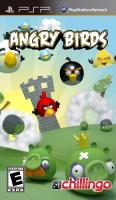 Игра Angry Birds на PlayStation