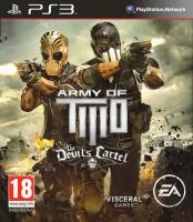 Игра Army of Two: The Devil's Cartel на PlayStation