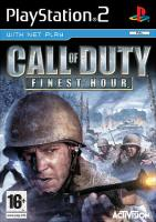 Игра Call Of Duty: Finest Hour на PlayStation
