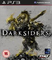 Игра Darksiders на PlayStation