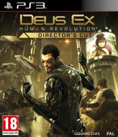 Игра Deus Ex: Human Revolution - Director's Cut на PlayStation