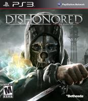 Игра Dishonored на PlayStation