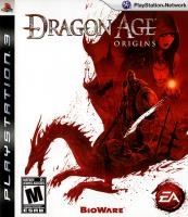 Игра Dragon Age: Origins на PlayStation