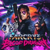 Игра Far Cry 3: Blood Dragon на PlayStation