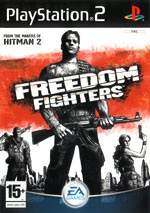 Игра Freedom Fighters на PlayStation