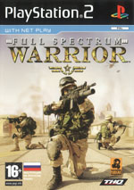Игра Full Spectrum Warrior на PlayStation
