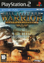 Игра Full Spectrum Warrior: Ten Hammers на PlayStation