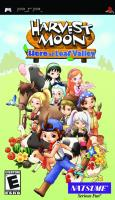Игра Harvest Moon: Hero of Leaf Valley на PlayStation