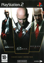 Игра Hitman: Blood Money на PlayStation