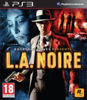 Игра L.A. Noire на PlayStation