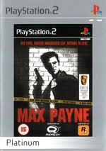 Игра Max Payne на PlayStation