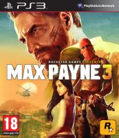 Игра Max Payne 3 на PlayStation