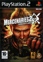 Игра Mercenaries 2 World In Flames на PlayStation