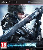 Игра Metal Gear Rising: Revengeance на PlayStation