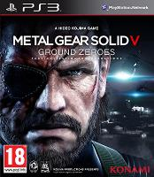 Игра Metal Gear Solid V: Ground Zeroes на PlayStation