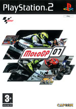Игра MotoGP 07 на PlayStation