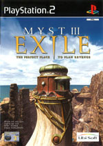 Игра MYST III: Exile на PlayStation
