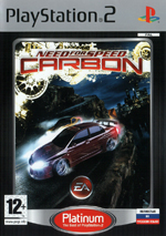 Игра Need For Speed: Carbon на PlayStation