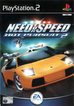 Игра Need for Speed: Hot Pursuit 2 на PlayStation