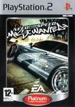 Игра Need for Speed: Most Wanted на PlayStation