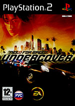 Игра Need For Speed: Undercover на PlayStation
