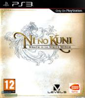 Игра Ni no Kuni: Wrath of the White Witch на PlayStation
