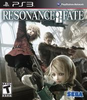 Игра Resonance of Fate на PlayStation