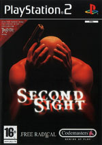 Игра Second Sight на PlayStation