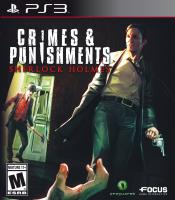 Игра Sherlock Holmes: Crimes and Punishments на PlayStation