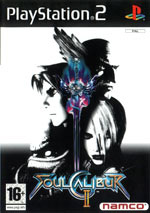 Игра Soulcalibur II на PlayStation