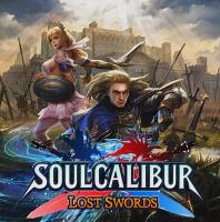 Игра Soulcalibur Lost Swords на PlayStation