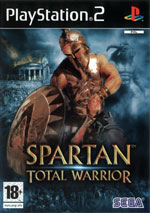 Игра Spartan: Total Warrior на PlayStation