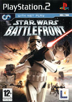 Игра Star Wars Battlefront на PlayStation