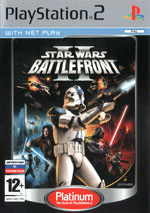 Игра Star Wars Battlefront II на PlayStation