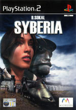 Игра Syberia на PlayStation