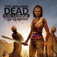 Игра The Walking Dead: Michonne на PlayStation