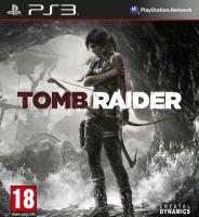 Игра Tomb Raider на PlayStation