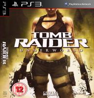 Игра Tomb Raider: Underworld на PlayStation