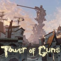 Игра Tower of Guns на PlayStation