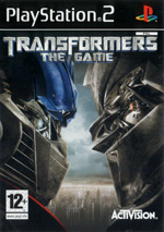 Игра Transformers: The Game на PlayStation